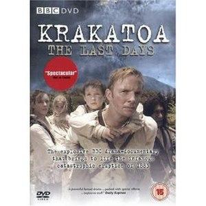 Krakatoa: The Last Days - Cover art of BBC DVD.