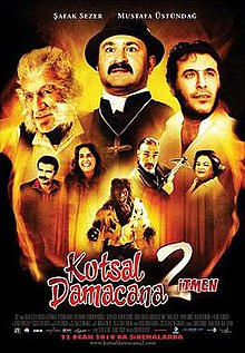 Kutsal Damacana 2: Itmen movie