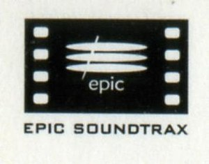 Epic Soundtrax - Epic Soundtrax logo used from 1992–97.