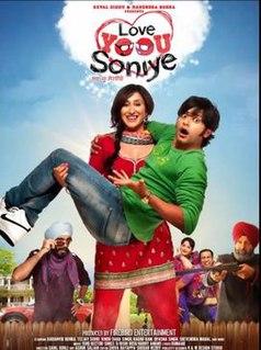 <i>Love Yoou Soniye</i> 2013 Punjabi romcom film