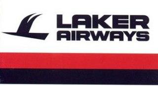 Laker Airways defunct British airline
