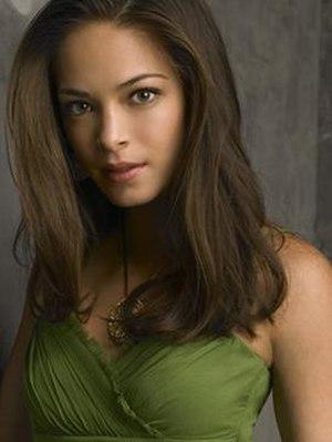 Lana Lang - Kristin Kreuk portrays Lana Lang in Smallville.
