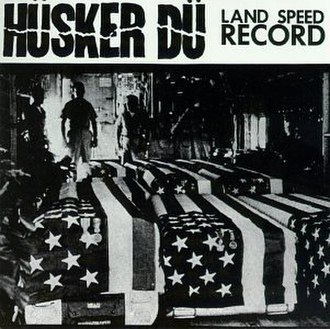Land Speed Record (album) - Image: Land Speed Record