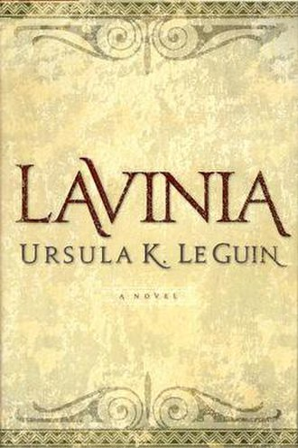 Lavinia (novel) - First edition cover