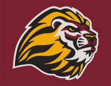 Liberty High School (Brentwood, California) Lion Mascot Logo.png