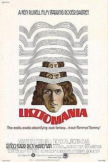 <i>Lisztomania</i> (film) 1975 film by Ken Russell