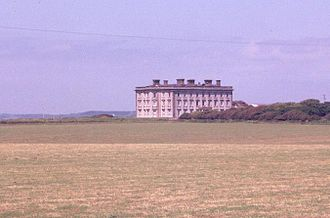 Earl of Ely - Loftus Hall (2003), the seat of the Loftus family.