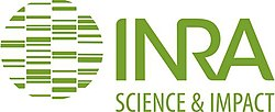 Logo of INRA (French National Institute for Agricultural Research) - version of 2013.jpg