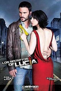 <i>Los secretos de Lucía</i> television series