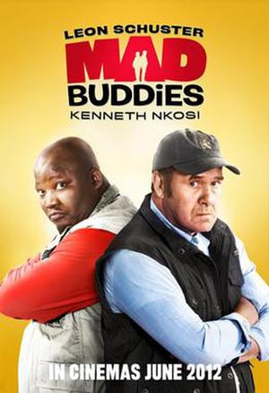Mad Buddies - Poster for the film