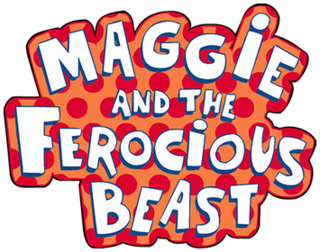 <i>Maggie and the Ferocious Beast</i> Canadian animated childrens television series created by Michael and Betty Paraskevas