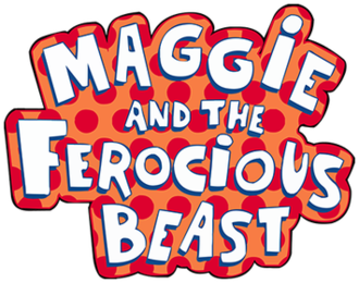 Maggie and the Ferocious Beast - Image: Maggie and the Ferocious Beast Logo