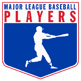 Major league baseball players association graphic