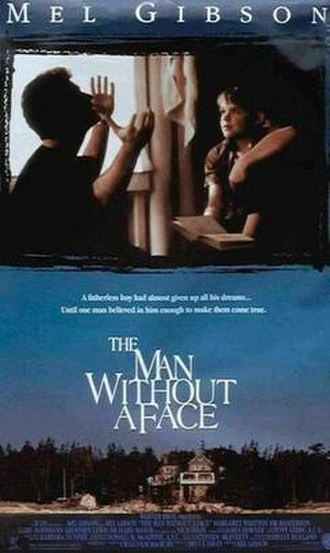 The Man Without a Face - Theatrical release poster