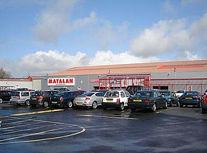 Matalan - The first Matalan store in Preston