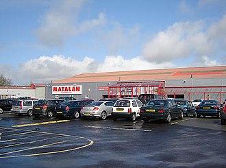 Matalan - The first Matalan store in Preston