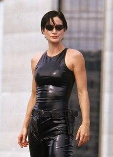 Trinity (<i>The Matrix</i>) Fictional character in The Matrix
