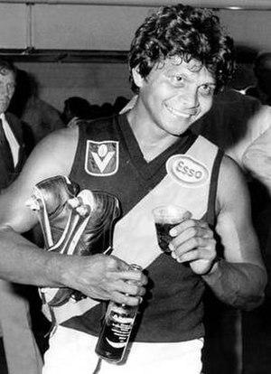 Maurice Rioli - Rioli in 1982