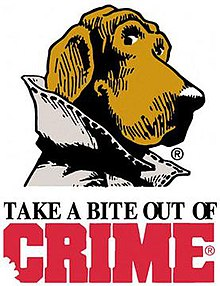 McGruff the Crime Dog - Wikipedia