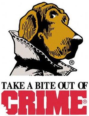McGruff the Crime Dog - Image: Mc Gruff