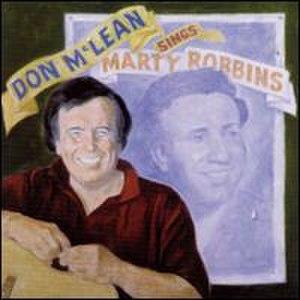 Sings Marty Robbins - Image: Mclean sings marty robbins