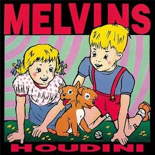 <i>Houdini</i> (album) 1993 studio album by Melvins