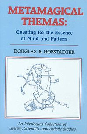Metamagical Themas - Cover of the first edition