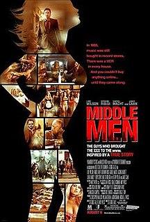 <i>Middle Men</i> (film) 2009 American drama film