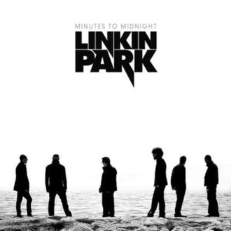 Minutes to Midnight (Linkin Park album) - Image: Minutes to Midnight cover