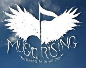 Music Rising - Music Rising logo