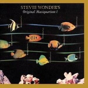 Stevie Wonder's Original Musiquarium I - Image: Musiquarium