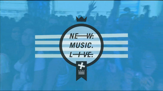 New.Music.Live. - New.Music.Live. title card in 2013