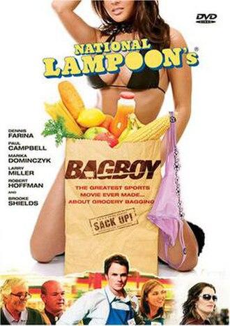 National Lampoon's Bag Boy - Image: National lampoons bag boy