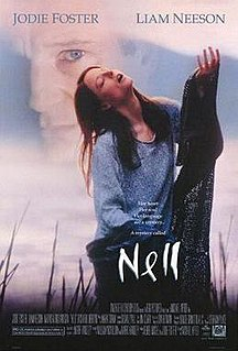 <i>Nell</i> (film) 1994 film by Michael Apted