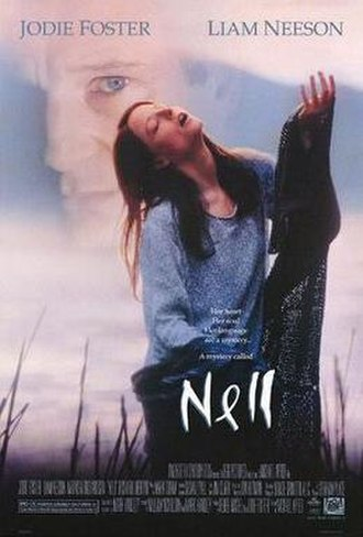 Nell (film) - Theatrical release poster