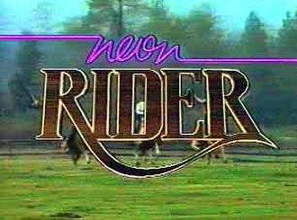 Neon Rider - Image: Neon rider complete