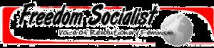 Freedom Socialist Party - Image: Newfsmastheadtr