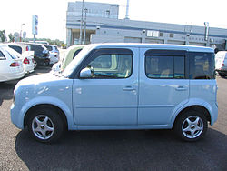 Nissan Cube second generation
