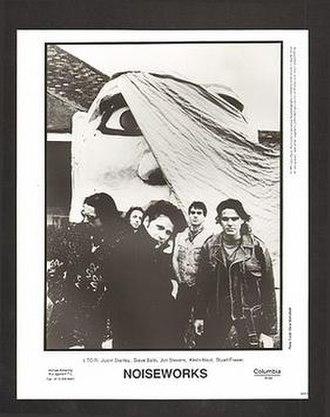 Noiseworks - Noiseworks, 1990.