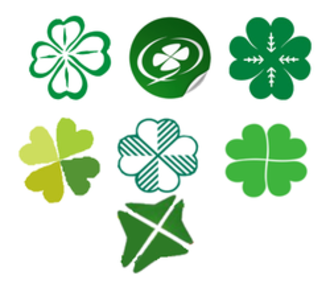 Nordic agrarian parties - The Centre parties in Sweden, Finland, Norway, Åland, Estonia, Poland and Lithuania have similar backgrounds and identities, as indicated by their similar logos, based on the four-leaf clover