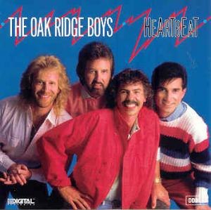 Heartbeat (The Oak Ridge Boys album) - Image: Oaks heartbeat