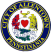 Official seal of Allentown, Pennsylvania