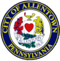 Official Seal of Allentown Pennsylvania.png