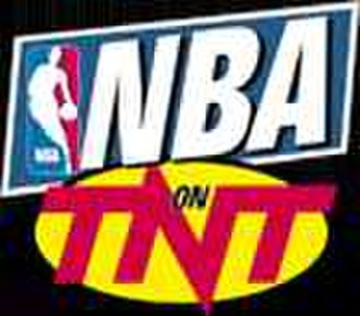 NBA on TNT - The NBA on TNT logo used from 1994 to 2001