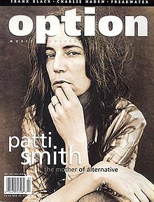 Option music magazine cover Jul-Aug 1996.jpg