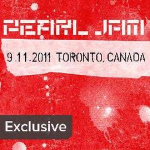 9.11.2011 Toronto, Canada - Image: PJ Toronto 2011