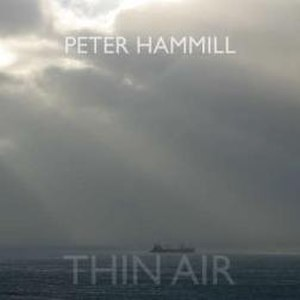Thin Air (album) - Image: Peter Hammill Thin Air