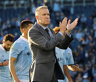 Peter Vermes American soccer player and coach