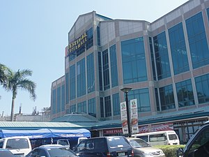 Alabang - Facade of Festival Supermall