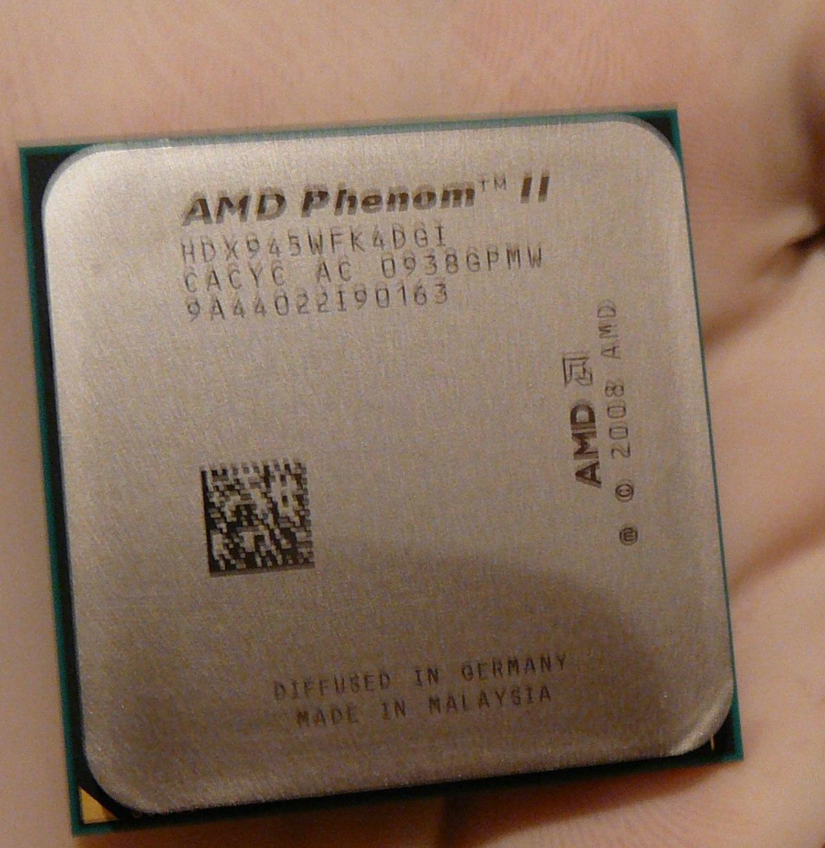 File Phenom Ii X4 945 90w 3 0 Ghz Jpg Wikipedia